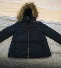 ZARA zimska kratka jakna NOVO