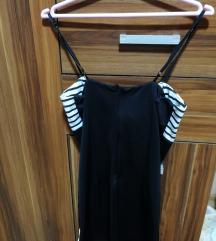 Italijanska haljina mornarski stil novo