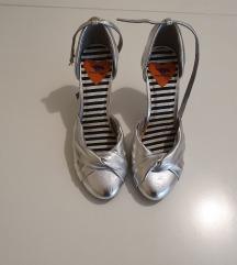 NOVE SREBRNE CIPELE - kupljene u Office Shoes
