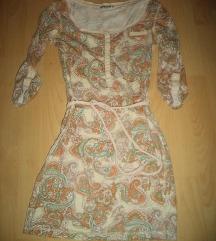 Boho haljina Terranova S / KAO NOVA