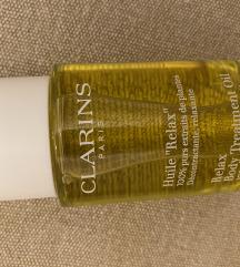 Clarins -u ulje za opustanje