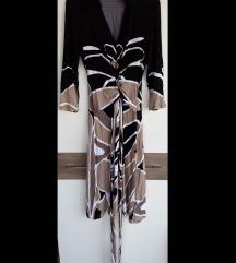 ORWEL haljina na vezivanje