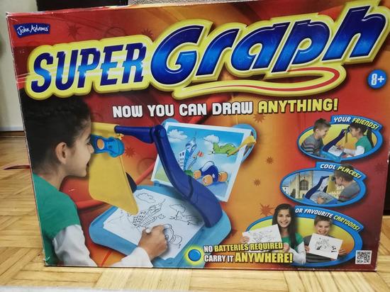 Super Graph - super graf