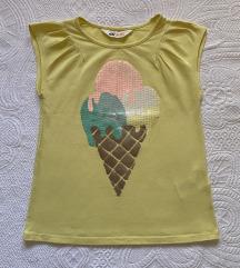 H&M majica vel.6-8 god