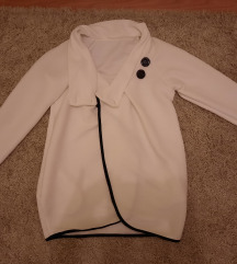 Zenska bela jaknica elegantna novoo