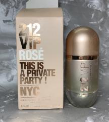 212 VIP Rose Carolina Herrera parfem