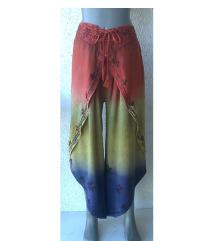 pantalone suknja orijentalna broj 38