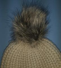 A K C I J A         Krem vunena zimska kapa