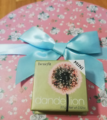 Benefit Dandelion rumenilo-MINI size
