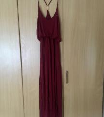 Nova bordo haljina