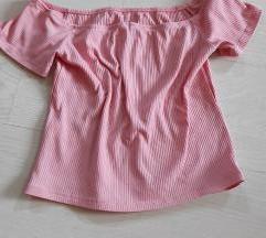 H&M crop top majica