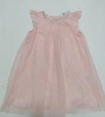 H&M puder haljinica 3-4god