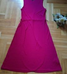 BANANA REPUBLIC haljina viskoza NOVO