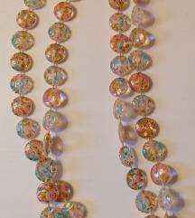 Vintage ogrlica sa unikatnim radom