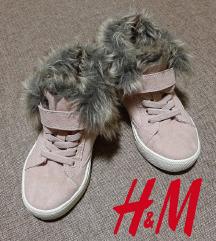 H&M patike sa krznom br 26 NOVO