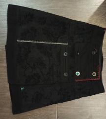 Suknja A kroja DESIGUAL