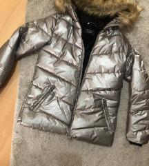 LCW Waikiki srebrna jakna