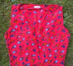 NOVO crop vintage bluza M