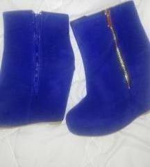 Čizmice-cipele na platformu