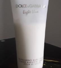 DOLCE & GABBANA  body cream