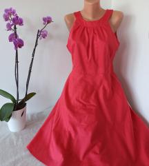Pamucna midi haljina A kroja vel L