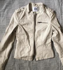 Prljavo bela jaknica