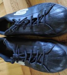 Crne Skechers kožne patike