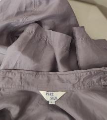 100% svila, vintage kosulja