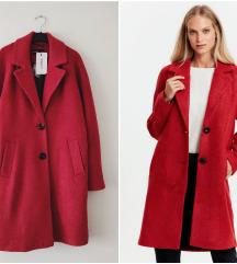 BLACK FRIDAY! LC WAIKIKI red coat NOVO
