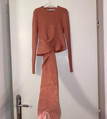 Zara croped knit