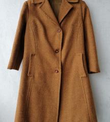Vintage vuneni kaput S/M rasprodaja