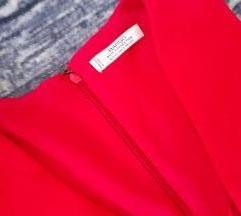 MANGO mala crvena haljina