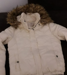 ZARA bela jakna