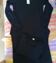 Haljina i 2 majice NOVO sa etiketom XL