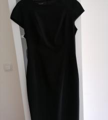 Crna haljina Zara Snizeno sa 3200