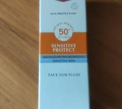 eucerin sun krema spf 50 sensitive