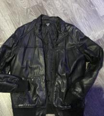 Xl kožna jakna u odličnom stanju 1200