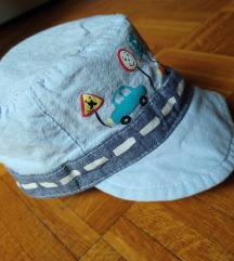 Kapa šeširić za bebu 50 cm