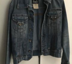 Original Dolce & Gabbana teksas jakna