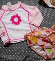 Kupaci za bebu devojcicu, vel 6-12