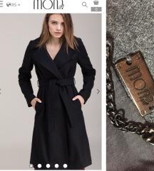 Sivi kaput Mona-m veličina
