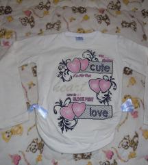 NOVA bez etikete bluzica...prelepa br 2 ili 92