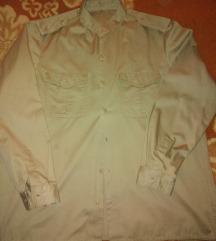 Drap muška deblja košulja 3/4XL