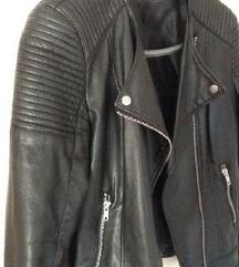 Kozna jakna bajkerska model kao Zara