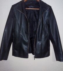 Crna kozna jakna SNIZENJE 3000