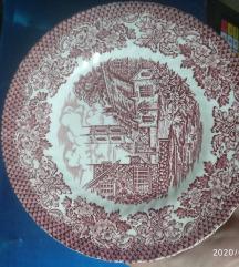 Engleski porcelan Ironstone sa zigom