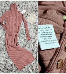Rolka-haljina od Kašmira,Nova s/m