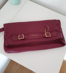 GUESS original torba, prava koža, prelepa