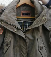 POSLEDNJA CENA! Massimo Dutti maslinasta jakna