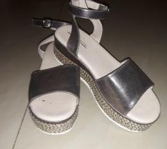 SNIZENE Opposite sandale na plutu